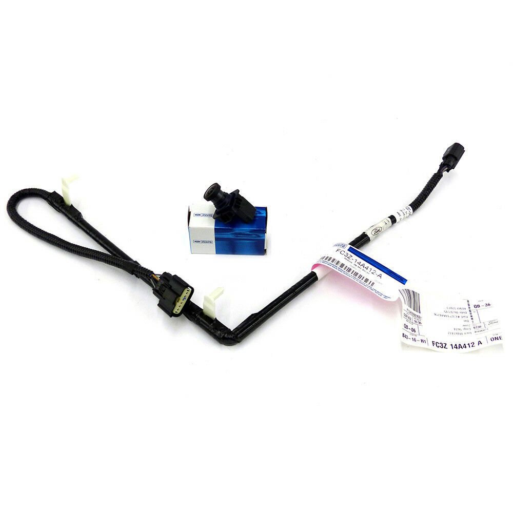 onstar rear view mirror wiring diagram f250 rear view camera wiring diagram 2013-2016 ford f250 f350 super duty rear view back up ...