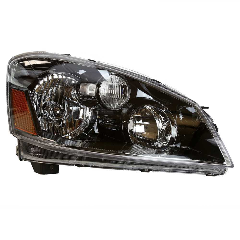 Headlights For 2006 Nissan Altima: New Right Passenger Side Headlamp Headlight Assembly For