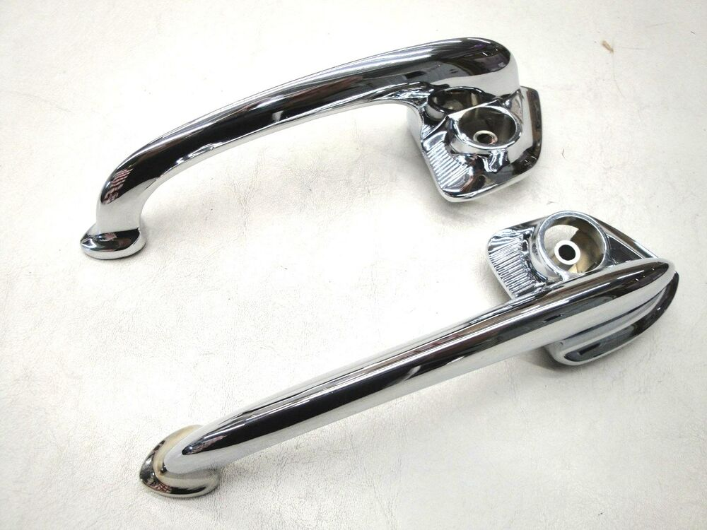 1950 50 1951 51 ford car chrome outside door handles right for 1950 door handles