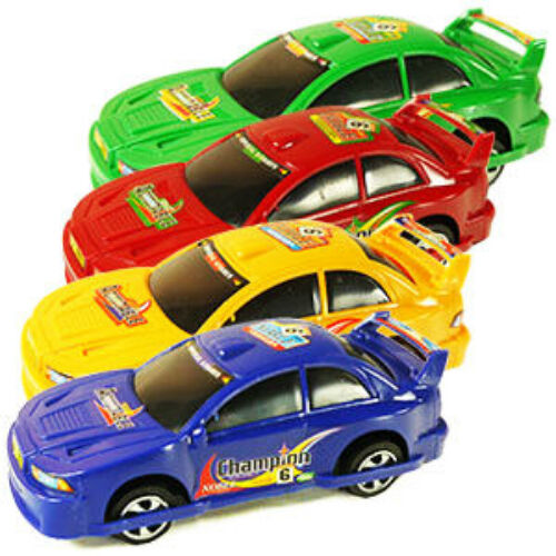 Toy Race Cars : Race car rally pull back quot racer cars kids toy fun
