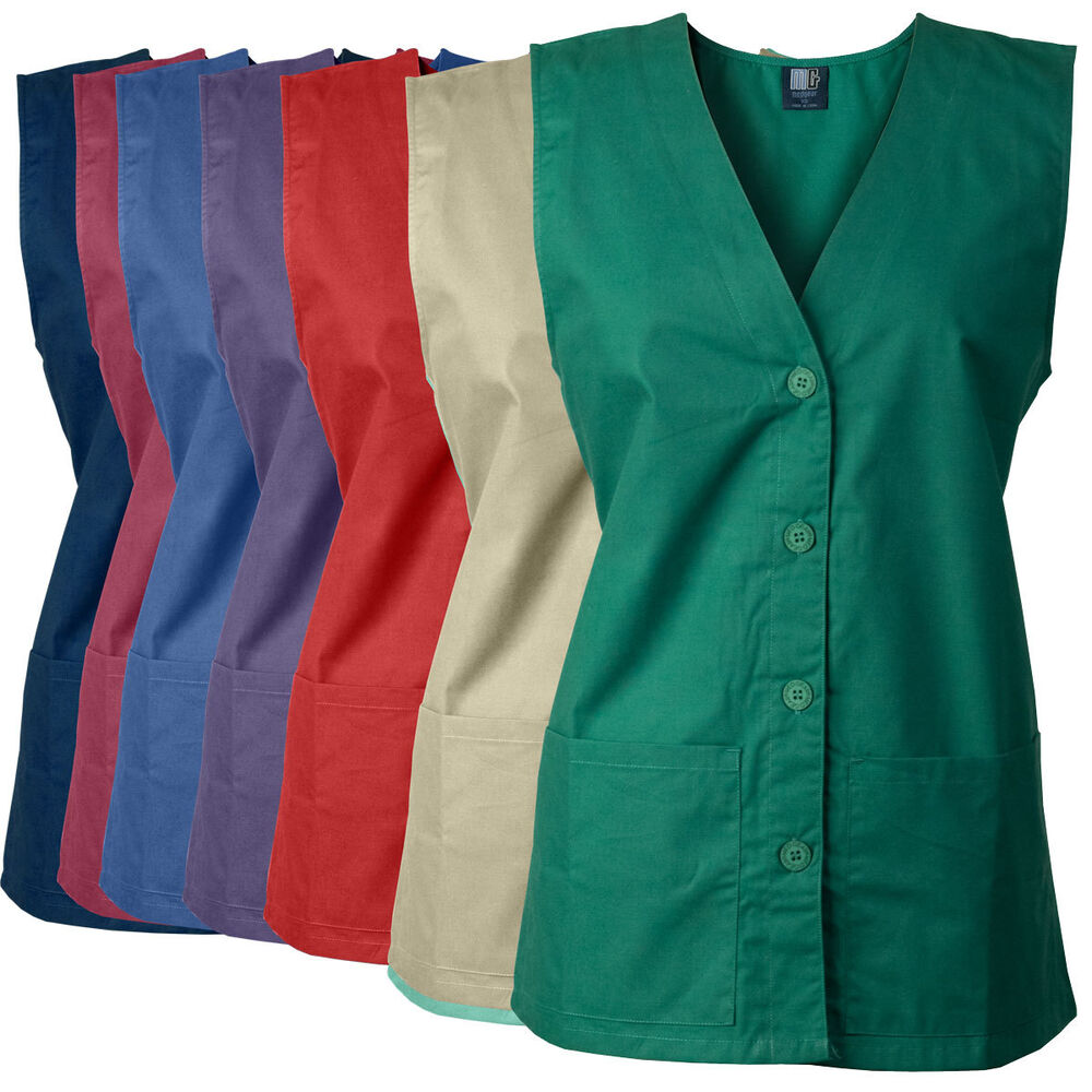 Nurse Uniform Vest 72