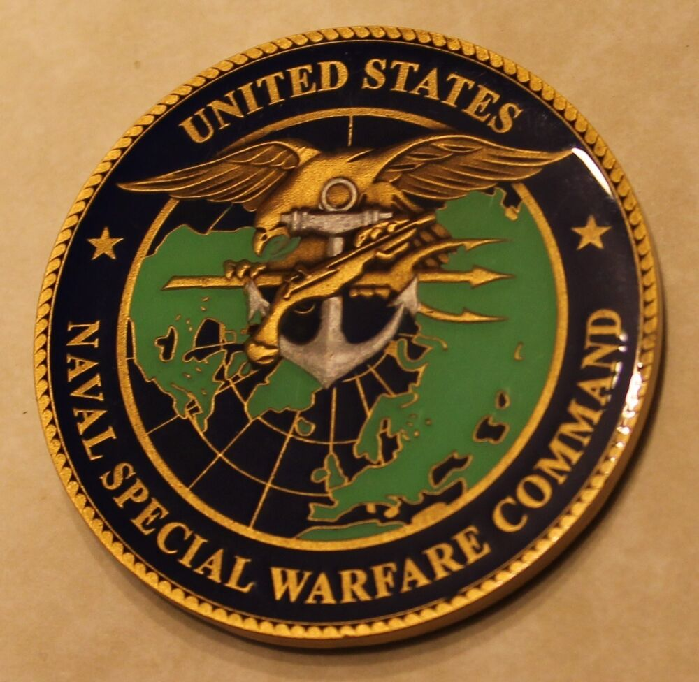 Naval Special Warfare Command Warcom Chief S Mess