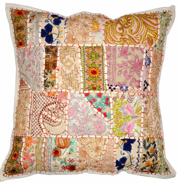 Big White Throw Pillows : 24