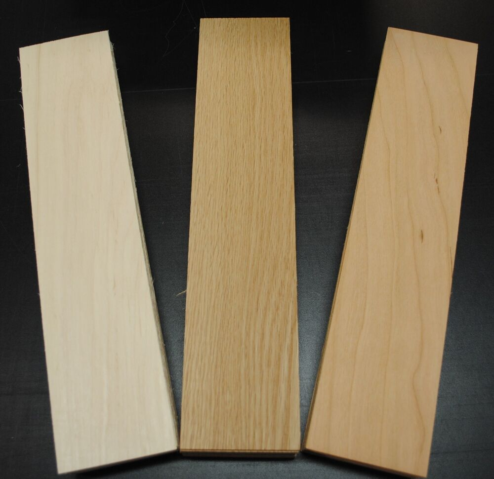 Maple oak cherry thin boards lumber wood quot