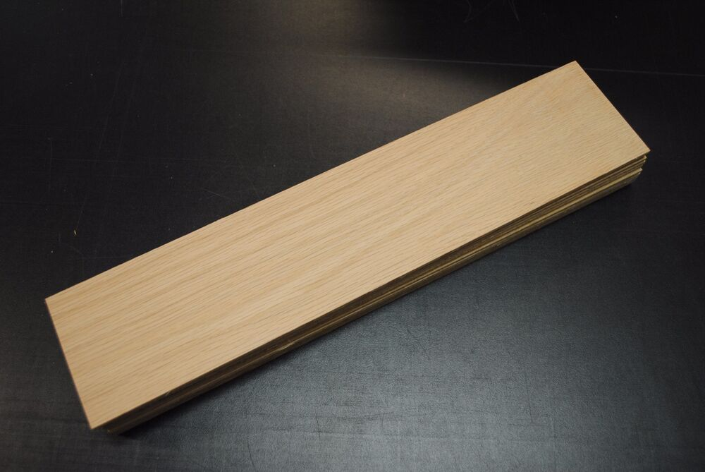 30 Pieces Oak Thin Boards Lumber Wood 1 8 Quot X 2 1 2 Quot X 12 1