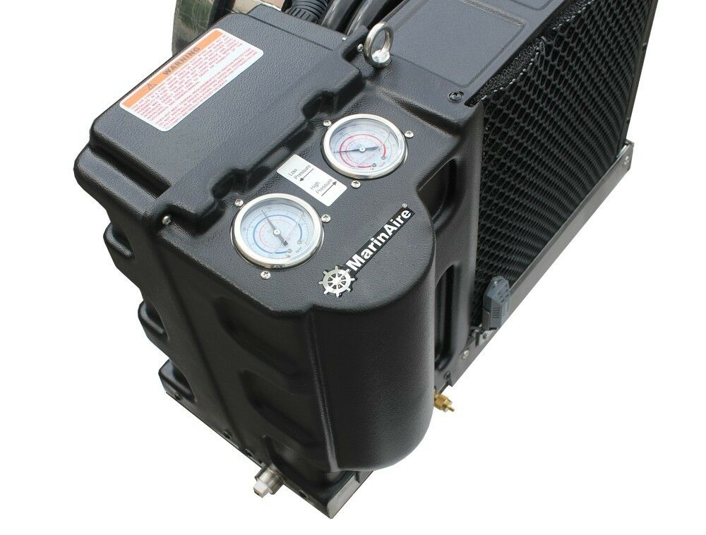 Boat Marine Air Conditioner Reverse Cycle Heating Systems