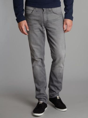 Mens Mid Rise Jeans