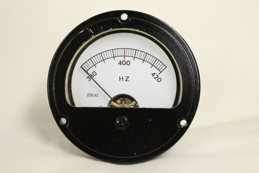 Hertz Frequency Meter : Ideal eletrical frequency meter hz