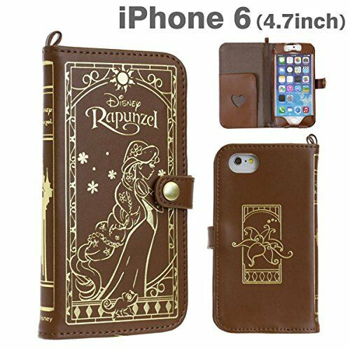 Old Book Phone Cover ~ Iphone s leather wallet case old book disney