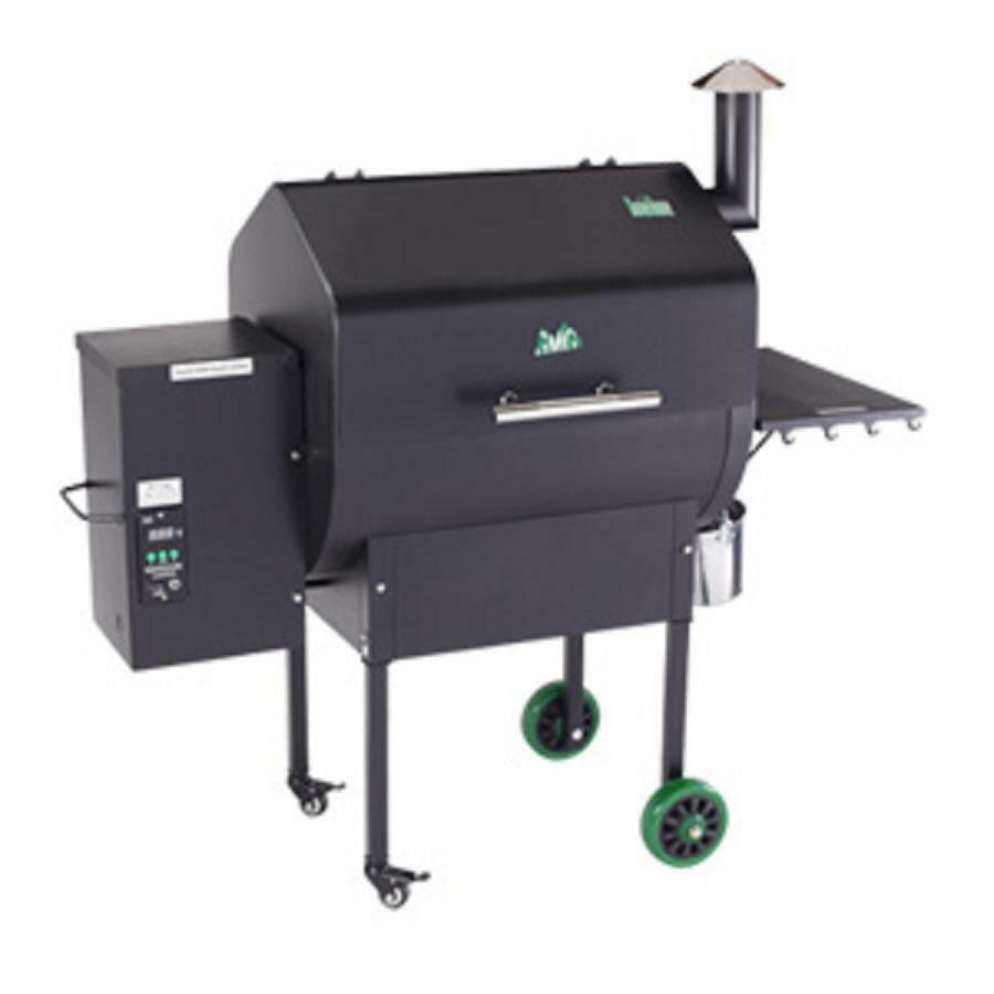 Green mountain pellet grill smoker daniel boone non wifi gmg 1001 pick up only ebay - Pellet grills and smokers ...