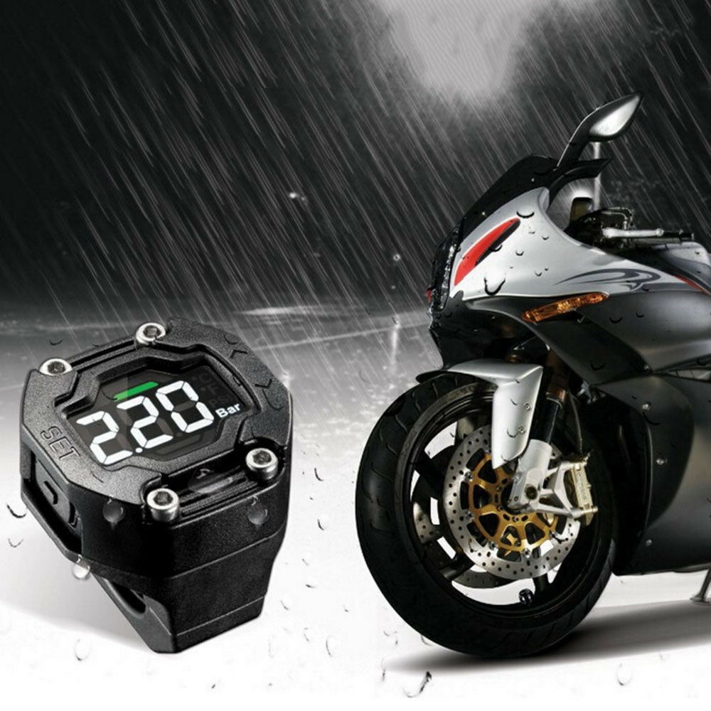 Motorcycle Tire Pressure Monitoring System Autos Post