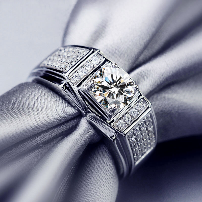 Jewelry watches sapphire band and jewelry rings on pinterest for Mens wedding rings with stones