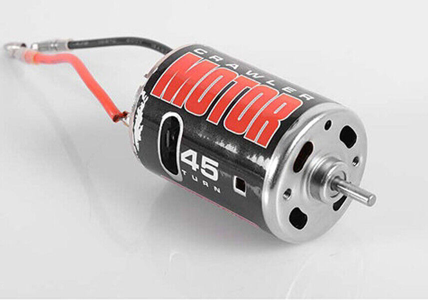 Rc4wd 540 Crawler Brushed Motor 45t Bully Ax10 Trail