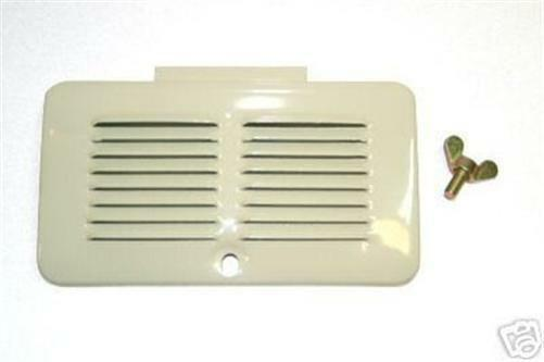 Ford 8n Air Cleaner : Ford n tractor air cleaner vent door ebay