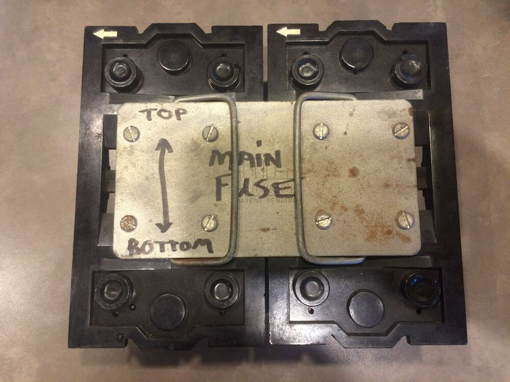 murray 46919 mmc 46919 200amp 240volt fuse panel pullout ... murray 100 amp fuse box