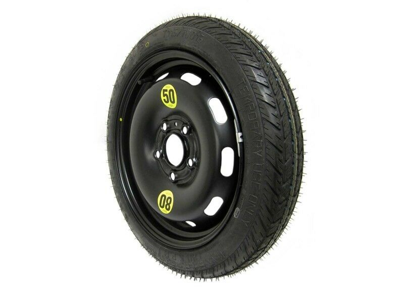 Genuine Nissan Pulsar Space Saver Spare Wheel Amp Tyre 16