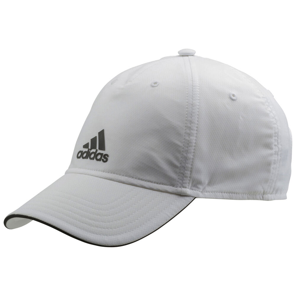adidas basecap climalite wei neu cap verstellbare baseball kappe schirmm tze ebay. Black Bedroom Furniture Sets. Home Design Ideas