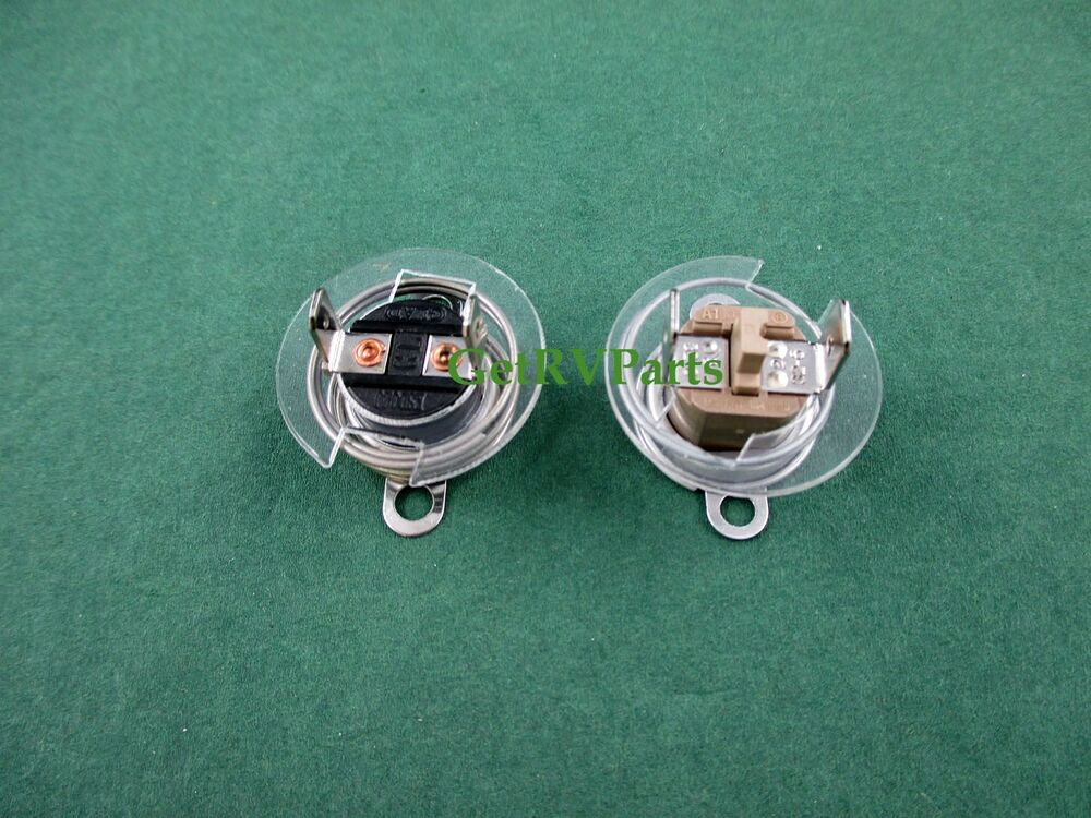 Atwood 91873 Water Heater Eco Thermostat 110 Vac Ebay