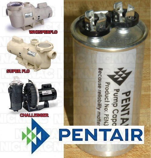 Pentair Whisperflo Pool Pump Capacitor Challenger Superflo