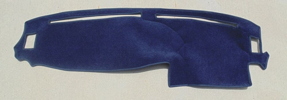 1988 1992 Toyota Corolla 4dr Dash Cover Mat Navy Blue Ebay
