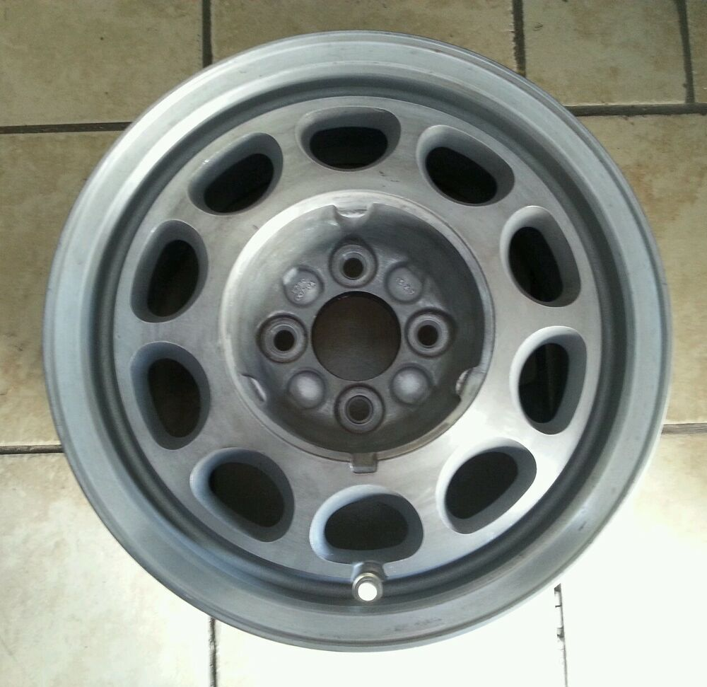 Ford Mustang 85 86 87 88 89 90 91 92 93 Stock Alloy Rim 10