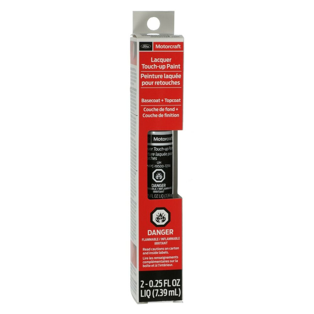 Oem New Ford Uh Tuxedo Black Touch Up Paint Pen Amp Clear