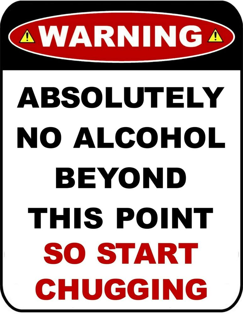 an overview of the fda alcohol warnings list To find more about a drug's side effects drinking alcohol while you're taking narcotic painkillers can cause an such as adding warnings to a drug's.