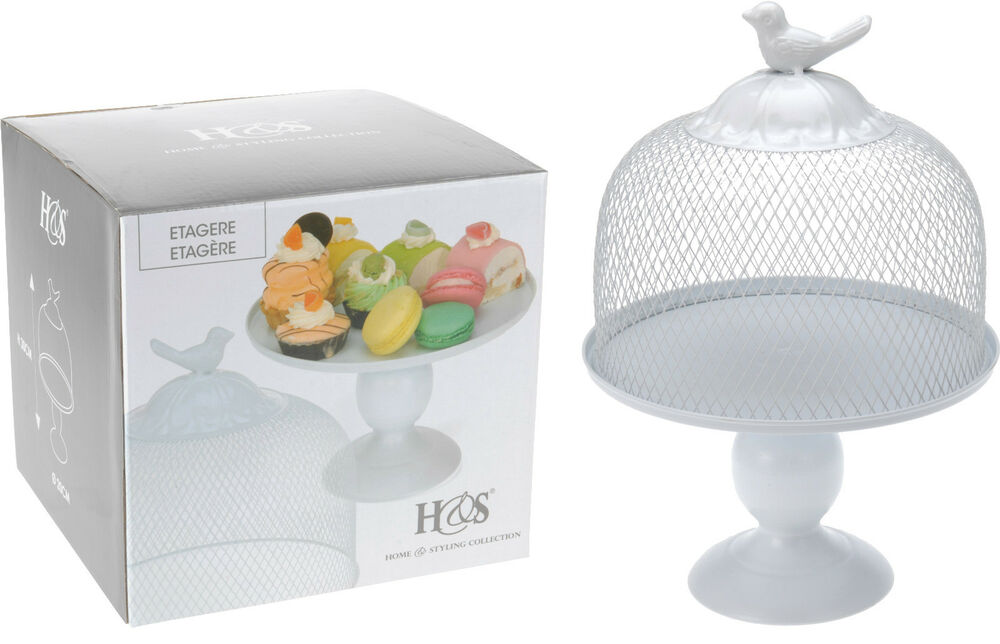 Replacement Glass Dome For Cake Stand