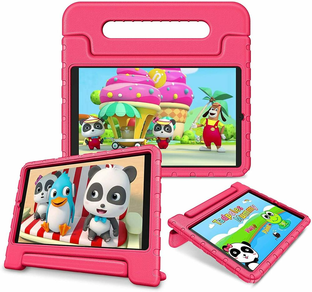 Shock Proof Kids Friendly Case Handle Cover For LG G Pad F ...