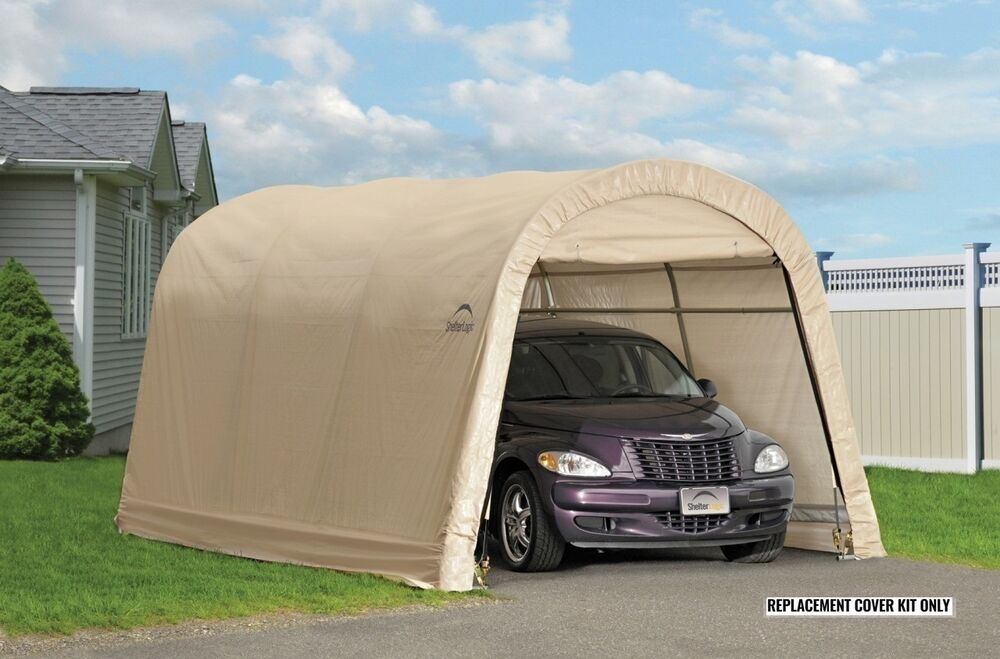 Portable Carport Covers : Shelterlogic replacement cover