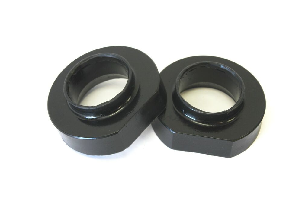 "Jeep Tj Parts >> JEEP XJ TJ FRONT OR REAR LIFT KIT 1"" POLYURETHANE COIL SPRING SPACERS 4WD BLK1 