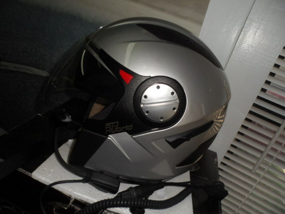 Can Am Spyder Roadster >> NOS Can Am Spyder Roadster Motorcycle ST1 Hybrid Helmet w ...
