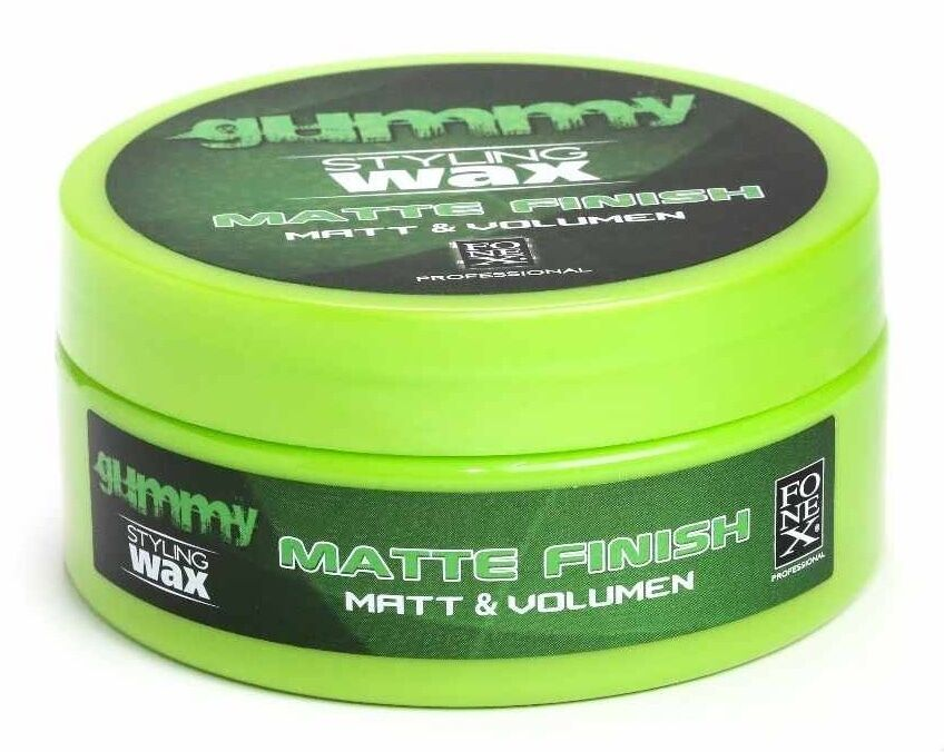 hair wax style gummy hair styling wax matte finish matt pomade wax 4968 | s l1000