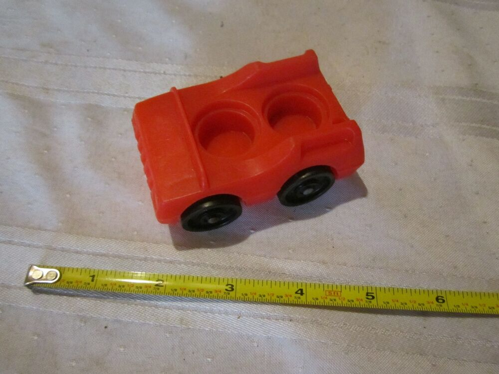 Car Seat Toy Fisher Price : Fisher price little people play family red two seat car