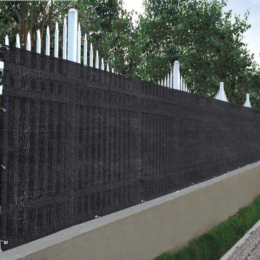 25x4ft 90 privacy fence screen outdoor garden yard 300 for Outdoor privacy fence screen