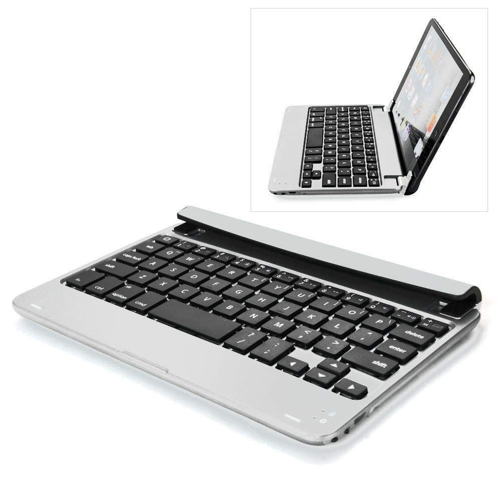 iphone keyboard case luxury aluminum cover with wireless bluetooth 11977