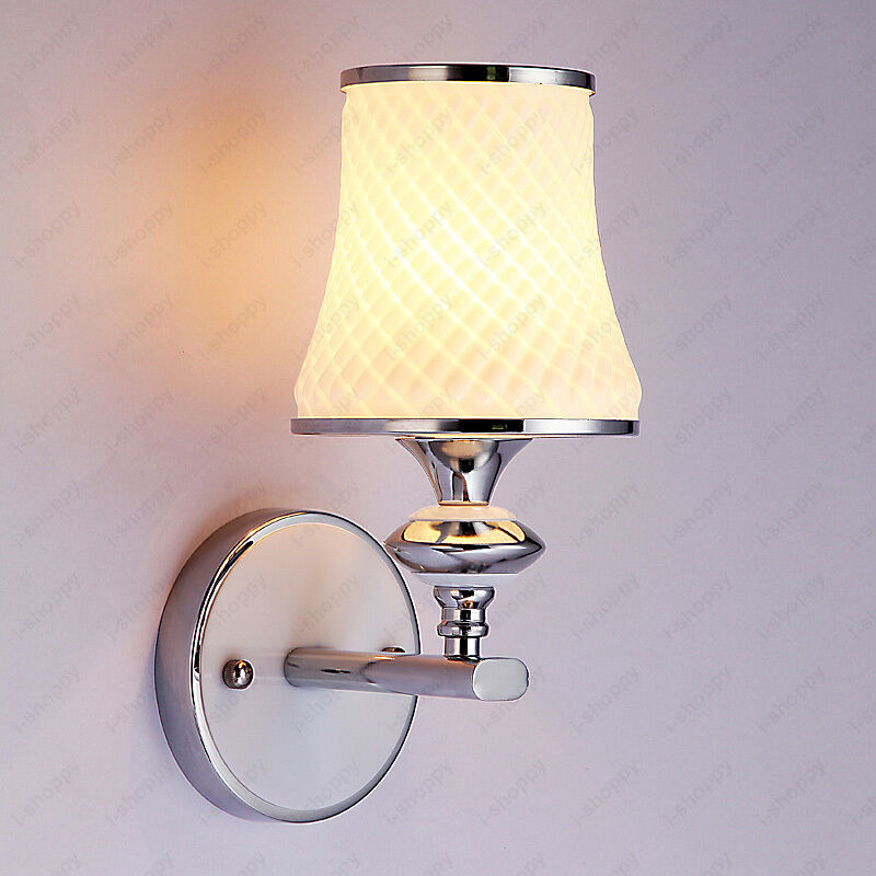 Wall Sconce Lamp With Switch : 3W/5W LED Wall Sconces Light Fixture Hotel Shop Bedroom Lobby Pull Switch/N Lamp eBay