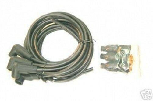 Ford 9n Plug Wires : Cpn copper core spark plug wire set fits ford n