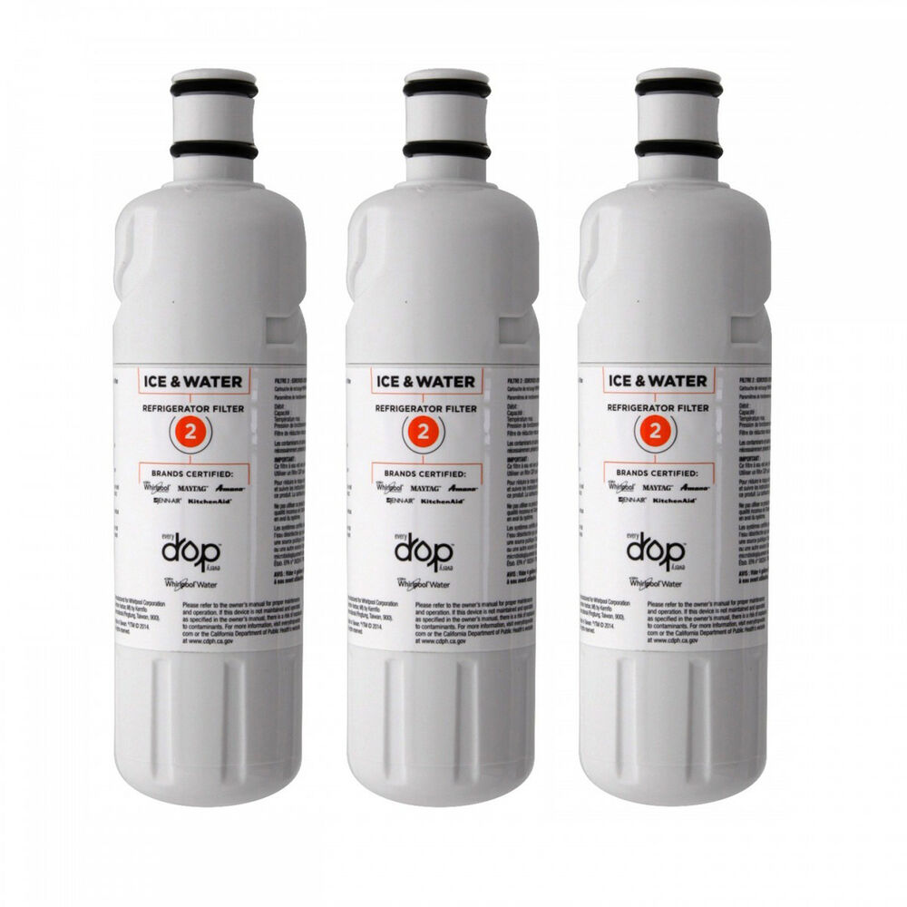 Everydrop Whirlpool W10413645a Edr2rxd1 Filter2