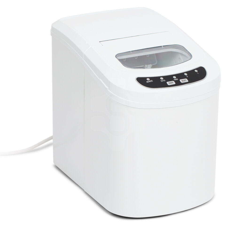 Andrew James Compact Countertop Ice Maker : Kenley Electric Portable Ice Cube Maker Machine Counter Top eBay