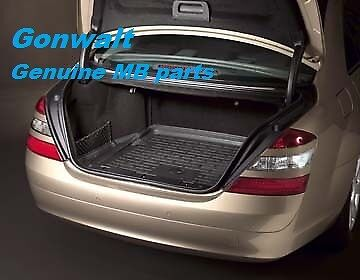Mercedes Benz V221 S Class Trunk Cargo Liner Tray S550