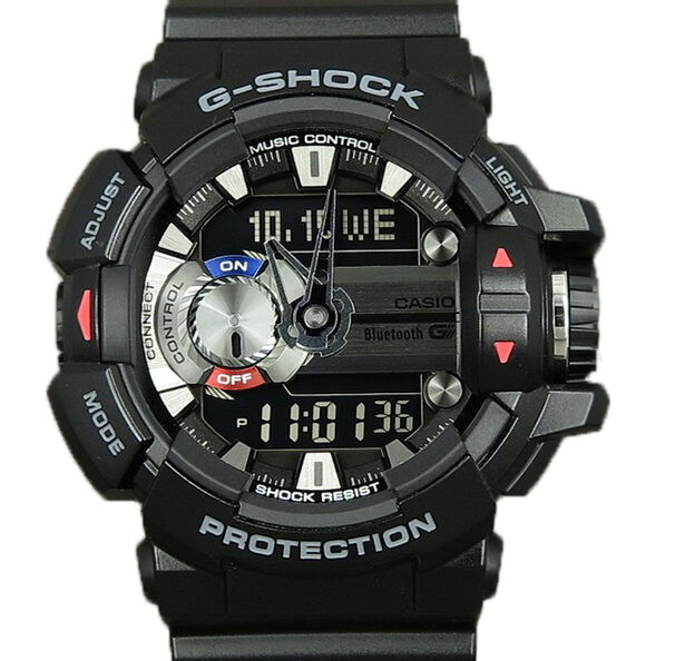 Casio G-Shock G'Mix Bluetooth Smart Mobile Link Black