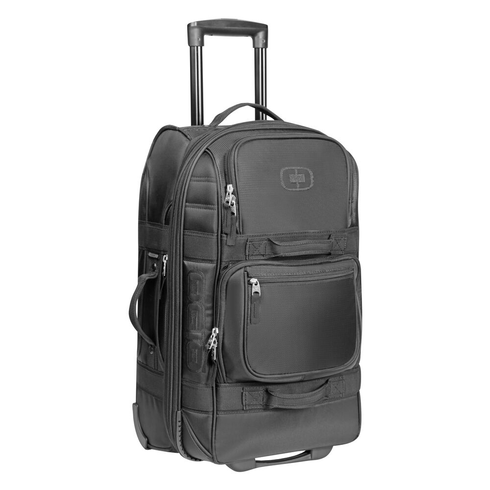 OGIO LAYOVER STEALTH WHEELED ROLLING SUITCASE/LUGGAGE ...