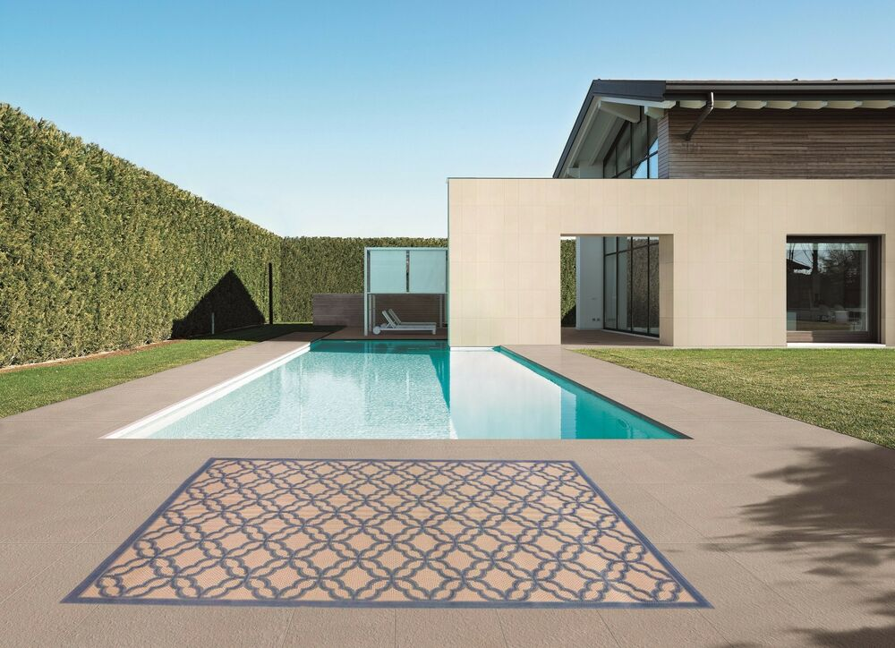 outdoor rugs flatweave contemporary patio pool camp and picnic carpets