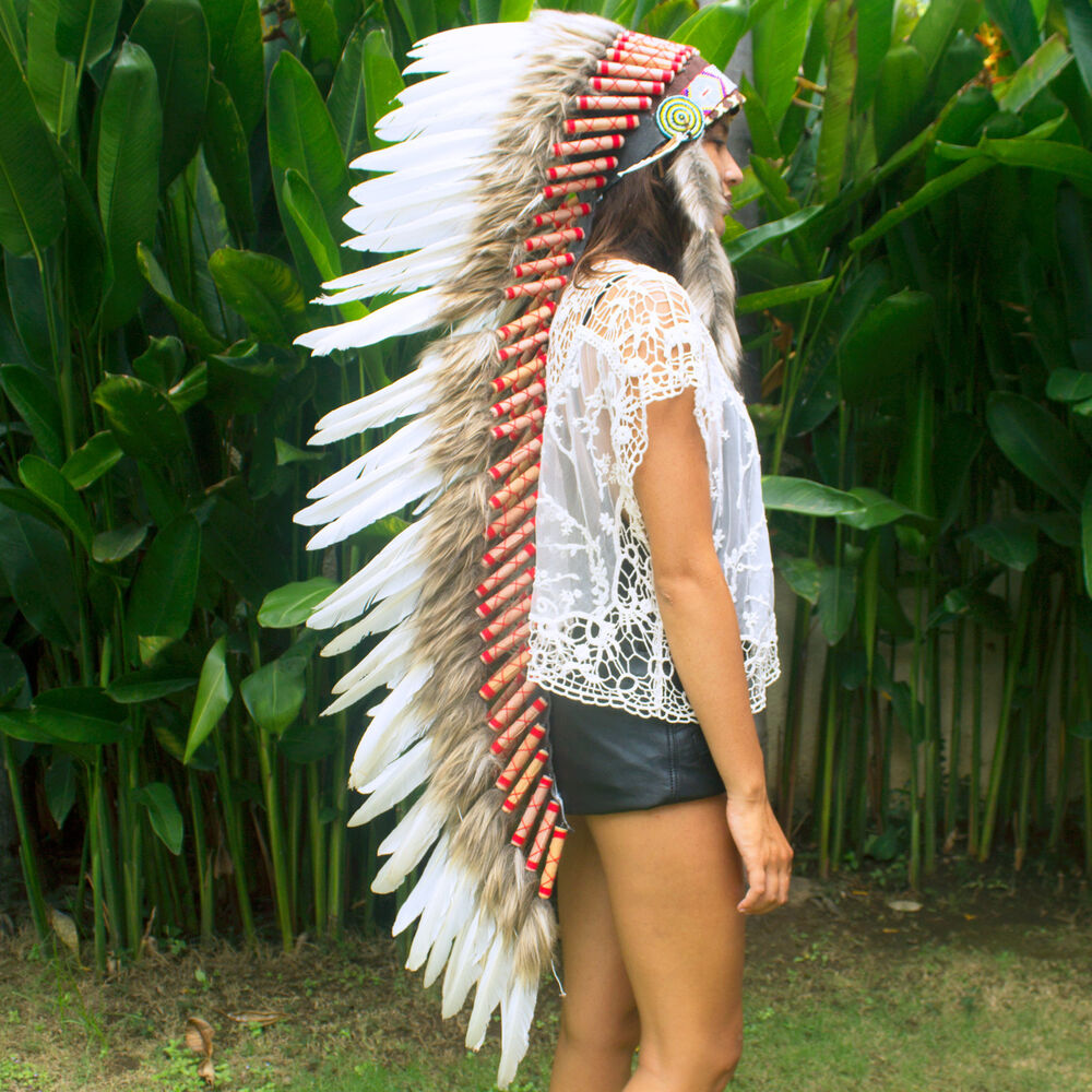 SALE! Extra Long Native American Indian style Feather ...