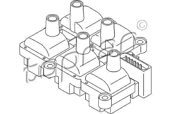 Passat W8 Fuse Diagram