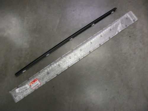 Honda civic door glass molding trim 72450 sr3 003 oem l ebay for 1993 honda civic window trim