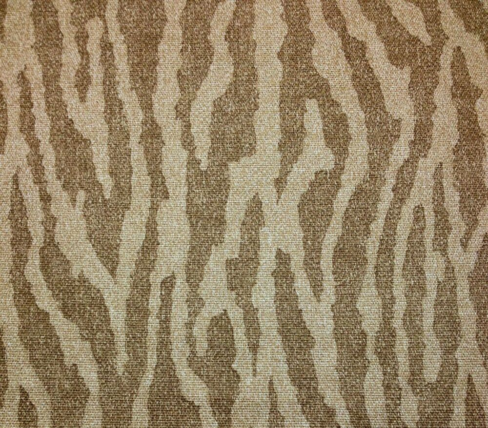 ballard design nomad zebra animal print beige upholstery fabric by ballard design nomad zebra animal print beige upholstery fabric by the yard 54