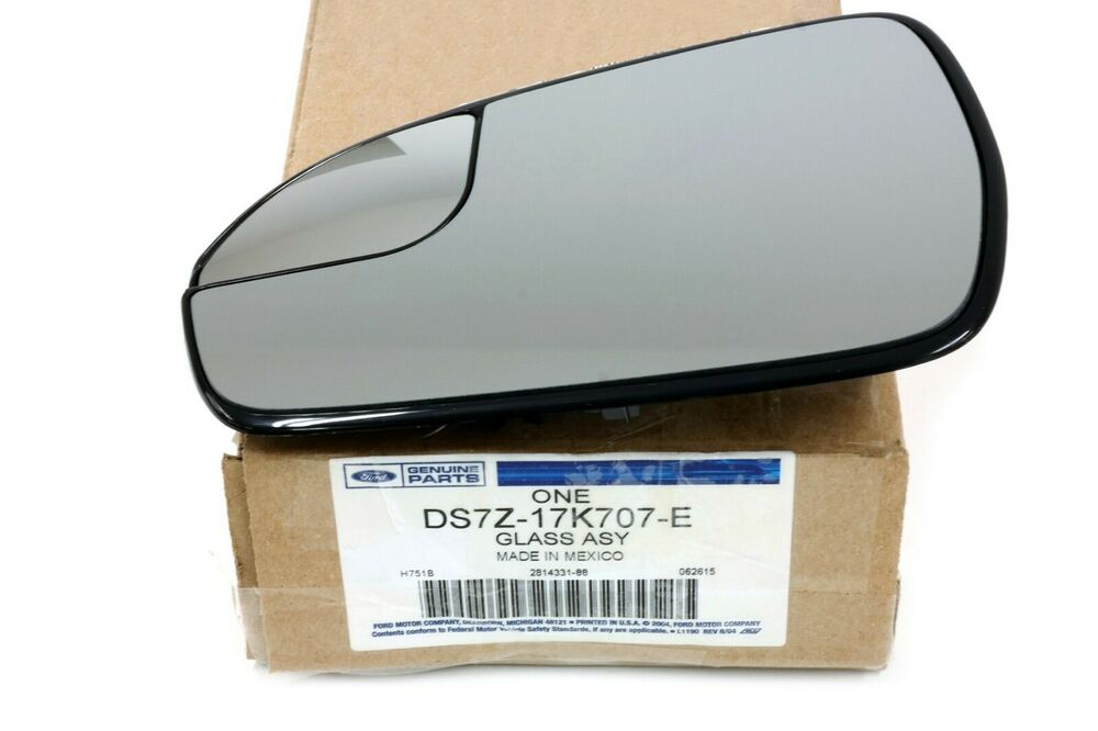 2013 2015 Ford Fusion Left Driver Side View Power Mirror