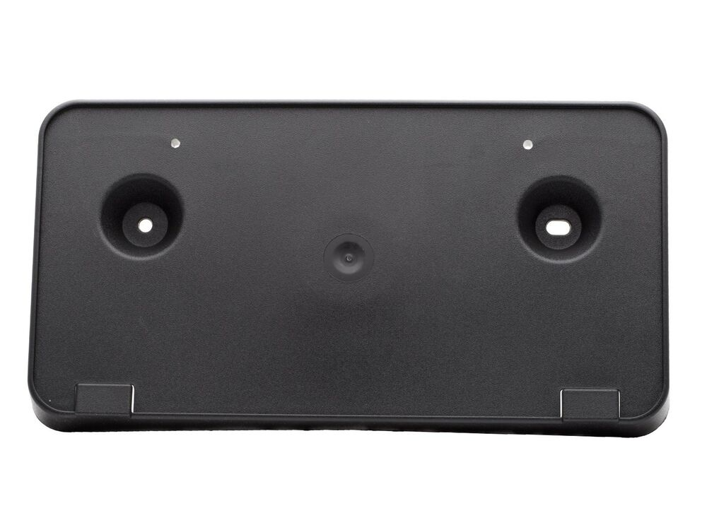 2015 2017 Ford Mustang Front Bumper License Plate Bracket